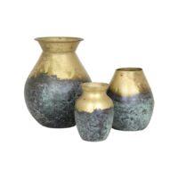 Messing Vase mieten