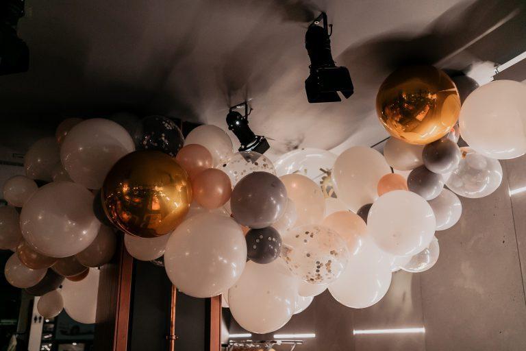 Balloninstallation