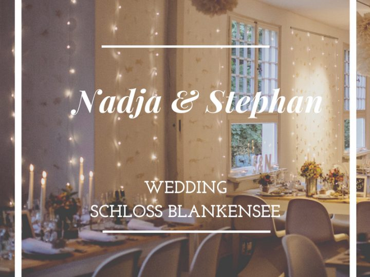 Nadja & Stephan Hochzeit