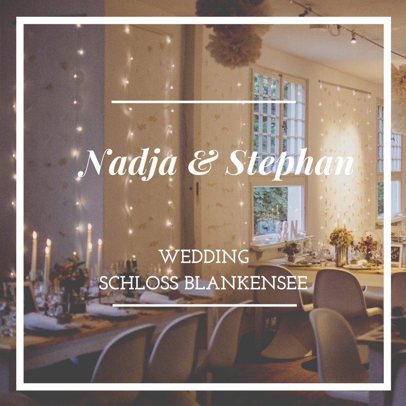 Hochzeit Eventstyling