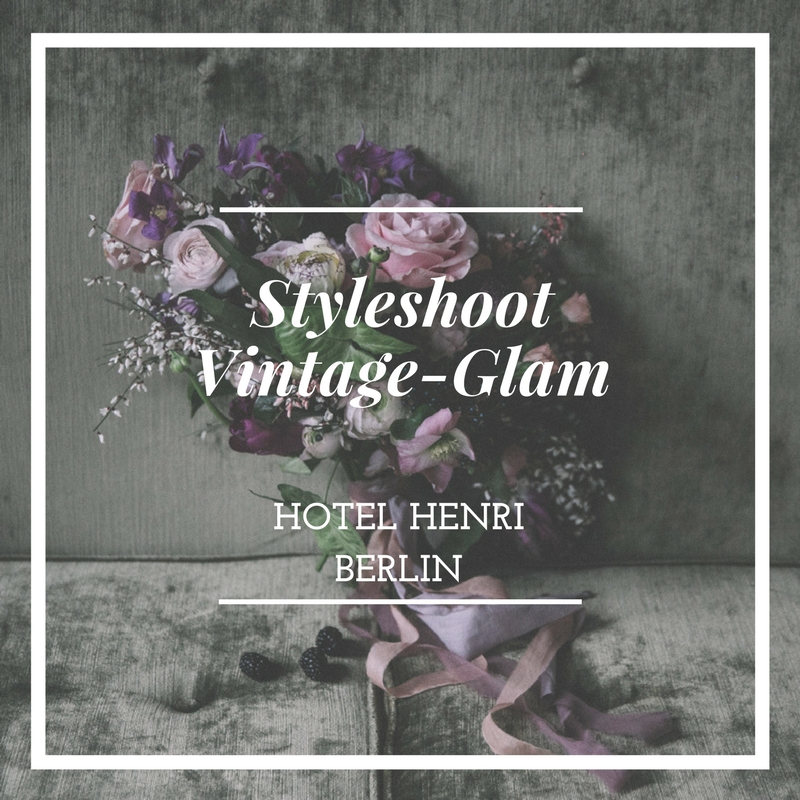 vintage Glam Styleshoot