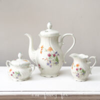 Geschirr und Porzellan Verleih