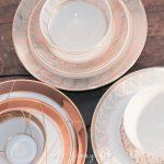 Vintage Porzellan und Geschirr mieten bei One Fancy Fox Vintage Verleih