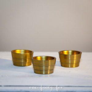 Teelichthalter mieten in unserem Hochzeitsverleih
