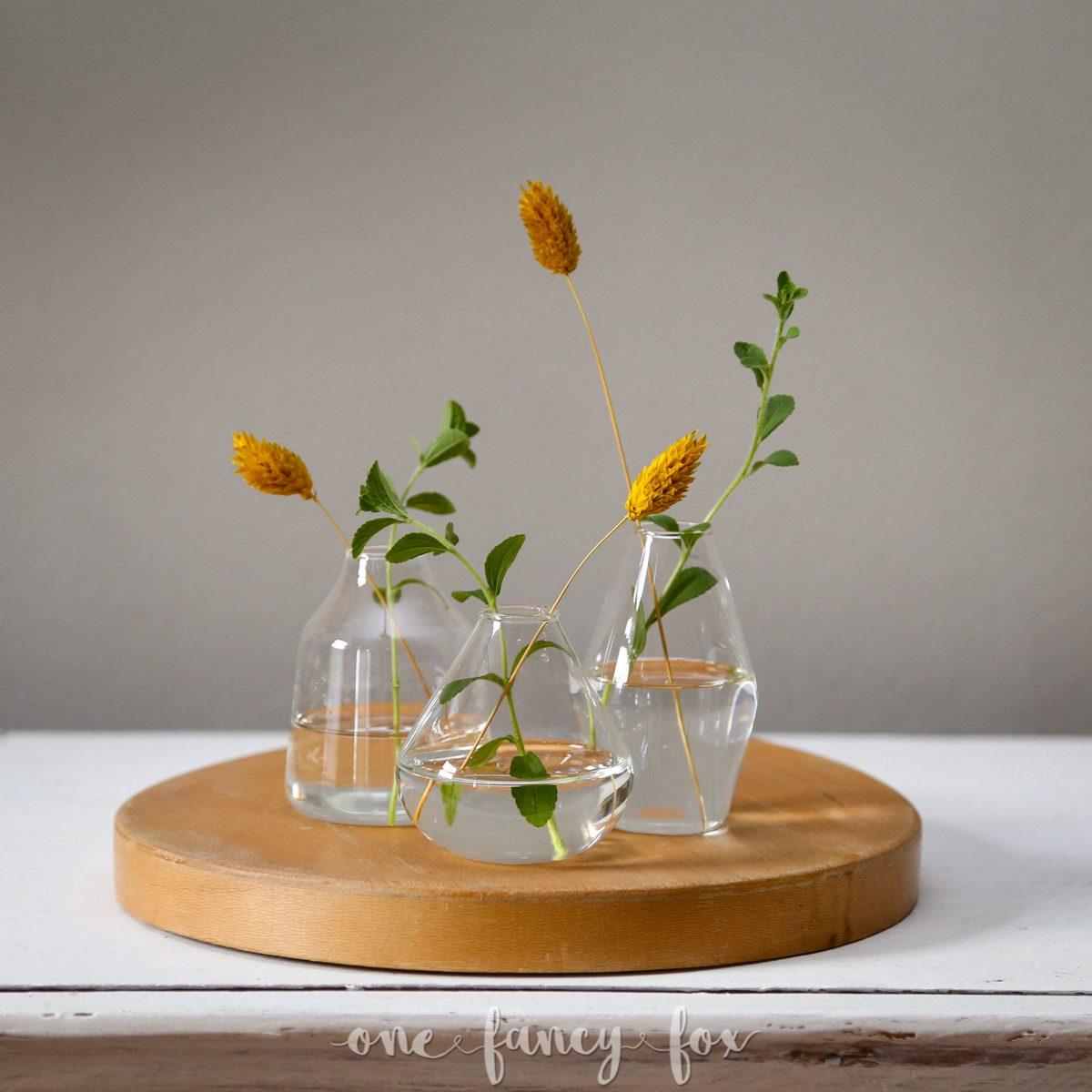 Hochzeitsdeko wie Vasen mieten