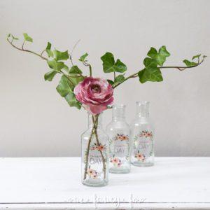 Deko und Vasen mieten Vintage Verleih