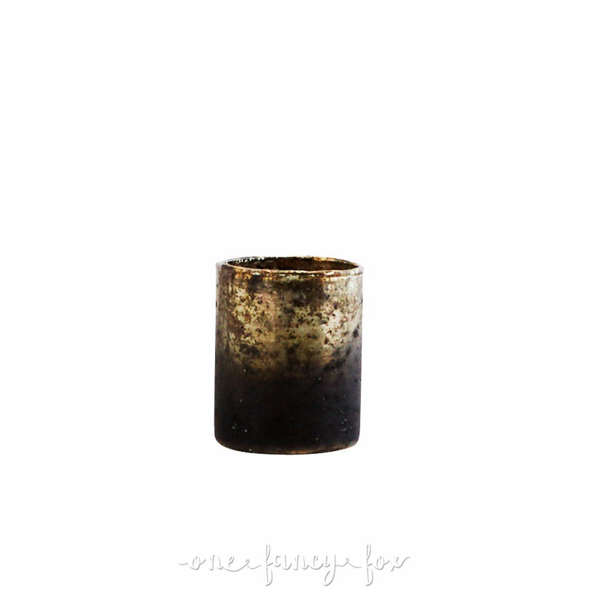 Teelichthalter Gold Mieten