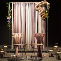 Copper Backdrop mieten