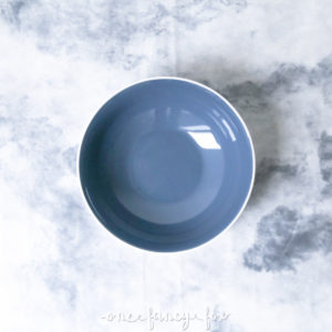 Schale Blau mieten