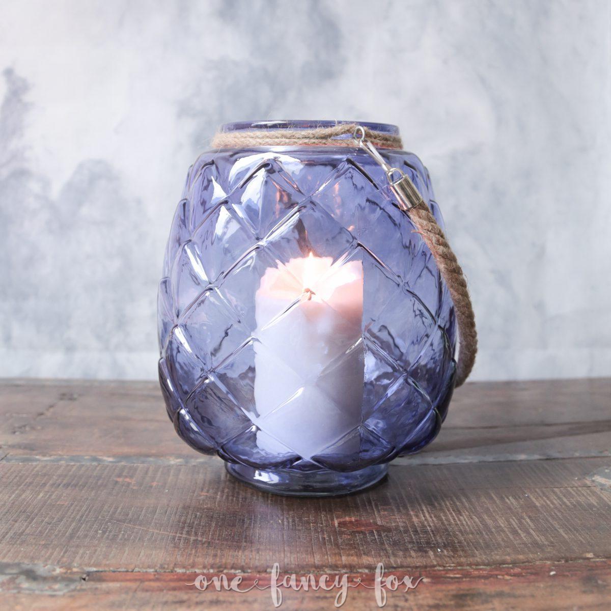Vase Windlicht mieten Ocean