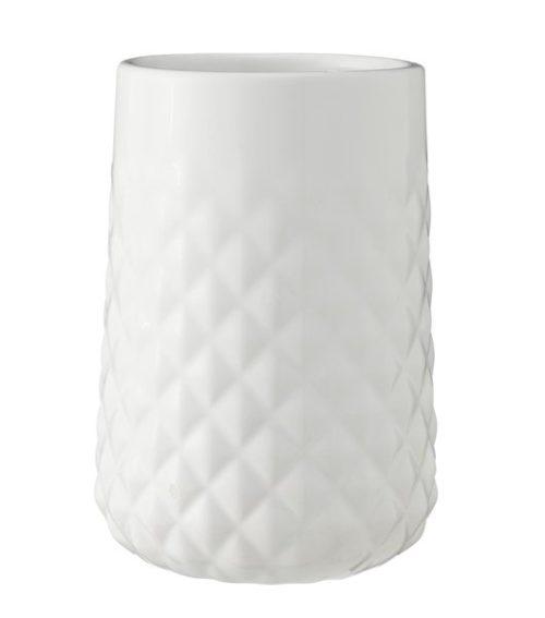 Vase Weiß mieten One Fancy Fox