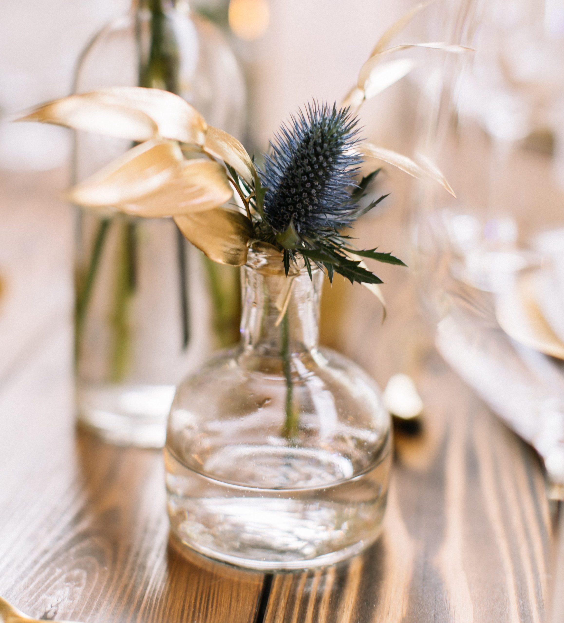 Vase Bottle Glas mieten One Fancy Fox