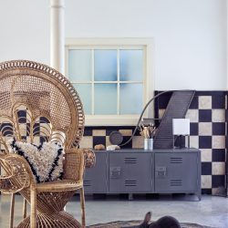 Peacock Chair One Fancy Fox