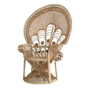 Peacock Chair Pfauenthron One Fancy Fox