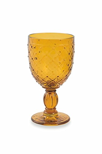 Weinglas Robin Amber