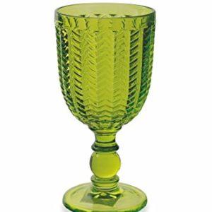 Weinglas Grün mieten