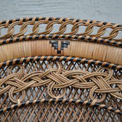 Peacock Sofa Details