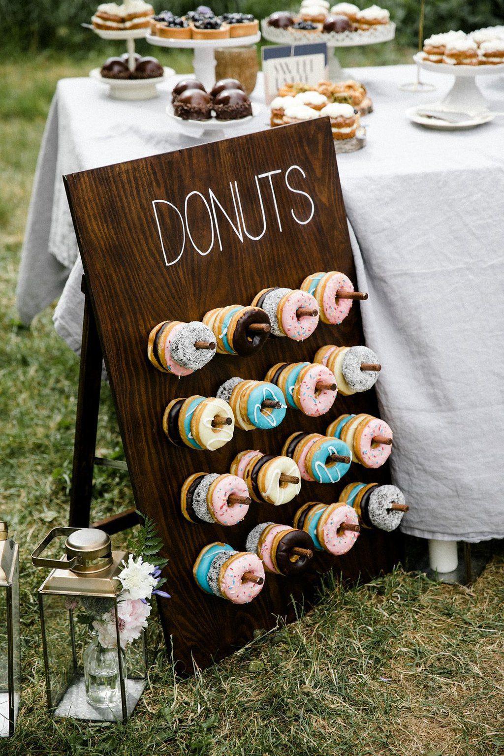 Donut Wall mieten