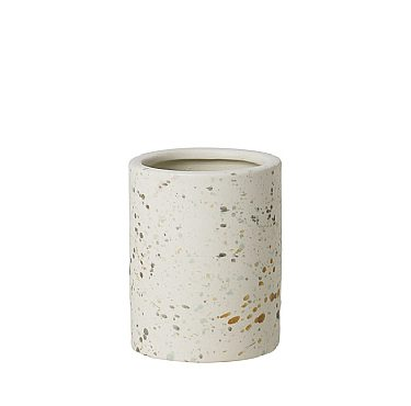 Keramikvase Terrazzo klein