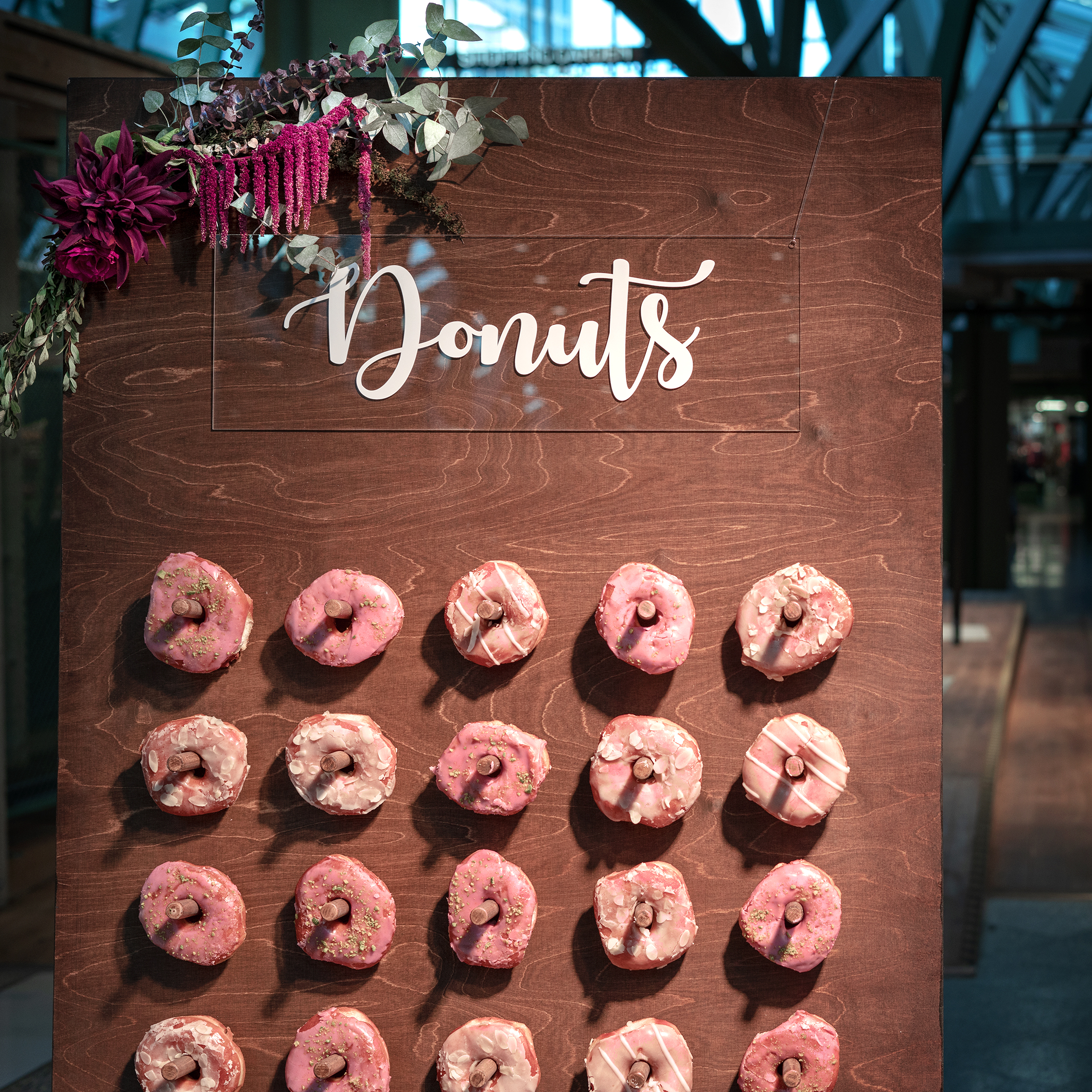 Donutwall mieten One Fancy Fox